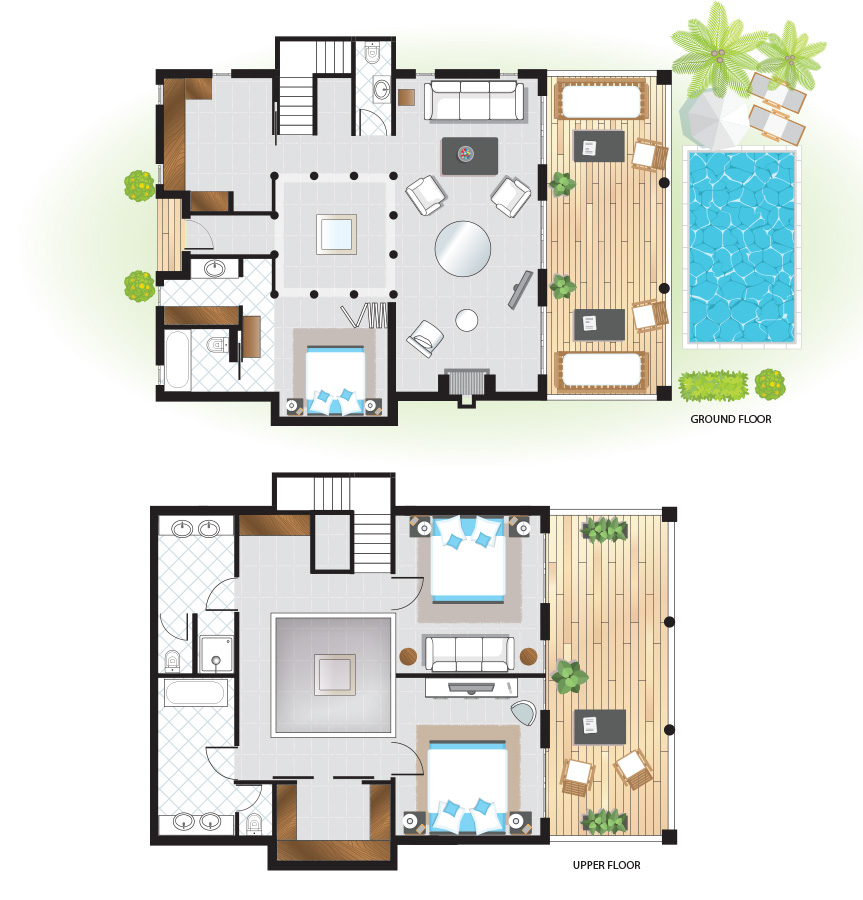 01-three-bedroom-beach-villa-floorplan